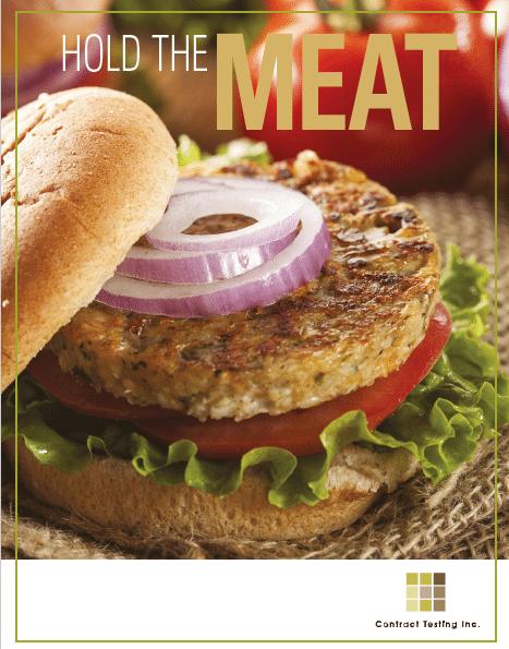 CTI Veggie Burger